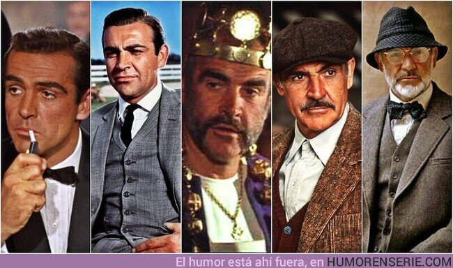 56930 - Feliz 90 cumpleaños a Sir Sean Connery
