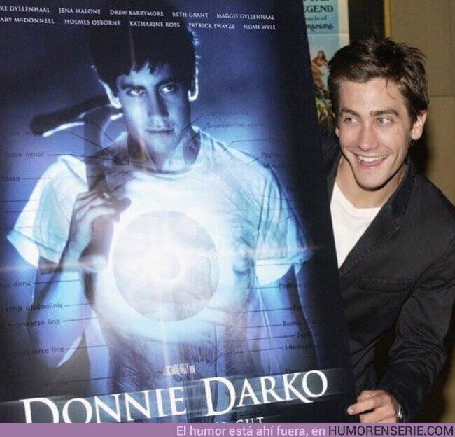 57160 - Jake Gyllenhaal  en el estreno de Donnie Darko