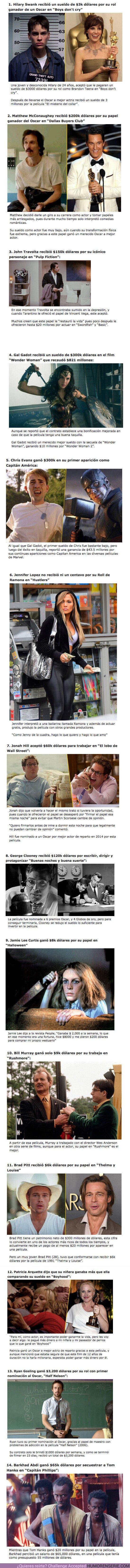 57199 - GALERÍA: 14 Actores que ganaron muy poco dinero en películas muy importantes