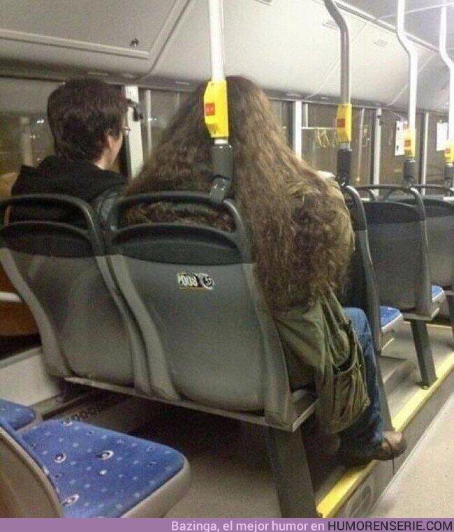 57328 - Harry y Hagrid han perdido el tren a Hogwarts