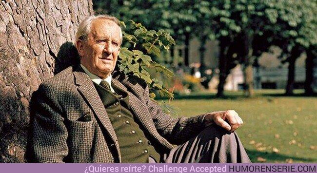 57396 - Hoy, hace 47 años, fallecía un escritor cuyo legado perdurará para siempre: El profesor John Ronald Reuel Tolkien