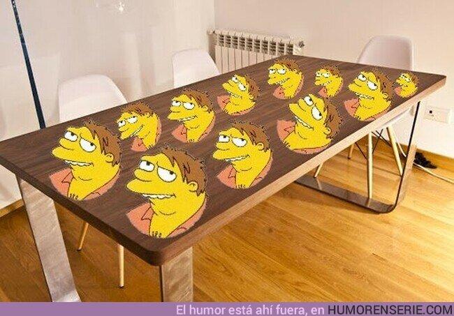 57567 - Bueno, pues ya he acabado de Barnyzar la mesa de madera, por @ClintPiticlint