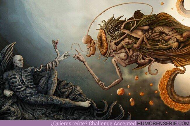 57711 - CrossOver Prometheus & Dalí