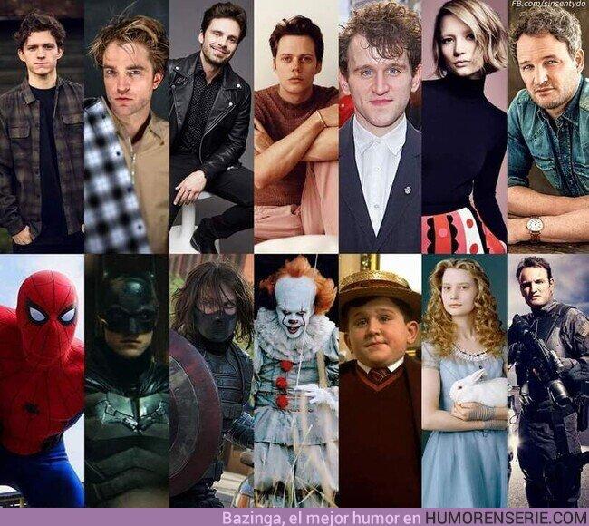 58003 - ¿Ya has visto 'The Devil All the Time'? ¿Reconociste a todos los actores geek que participaron en la película? por @nacionmarvel