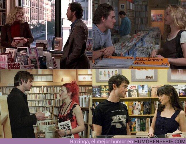 58096 - Amor en las librerías