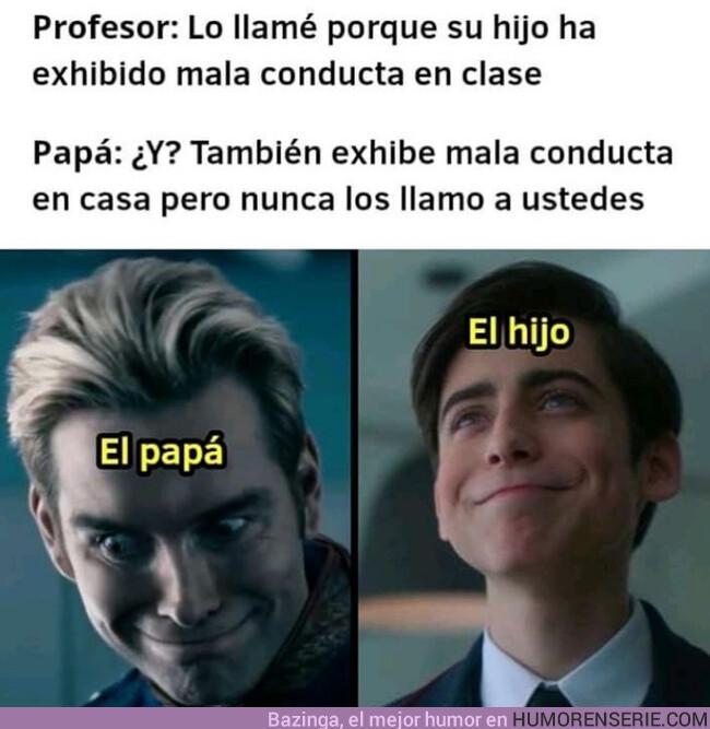 58798 - La vida del profesor