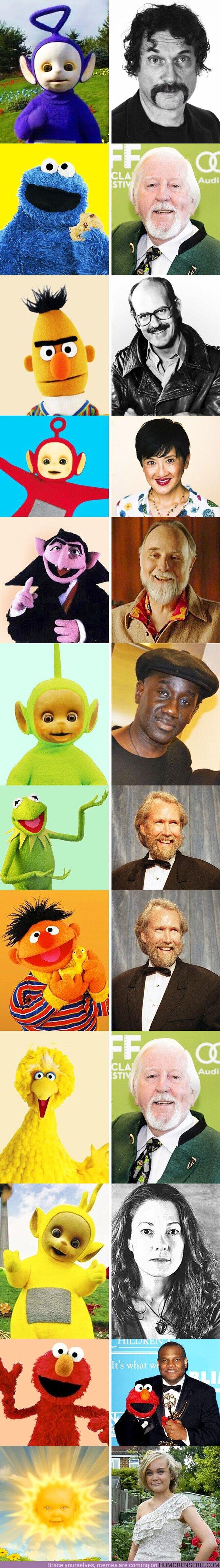 58823 - GALERÍA: Así es como se ven los actores detrás de los personajes más famosos de los programas de nuestra infancia