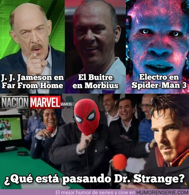 58828 - Todo nos lleva a Doctor Strange In The Multiverse of Madness