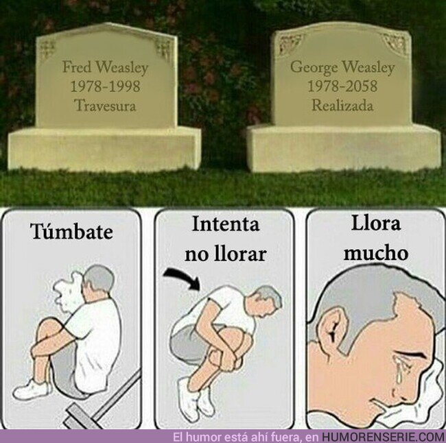 58975 - Intenta no llorar.