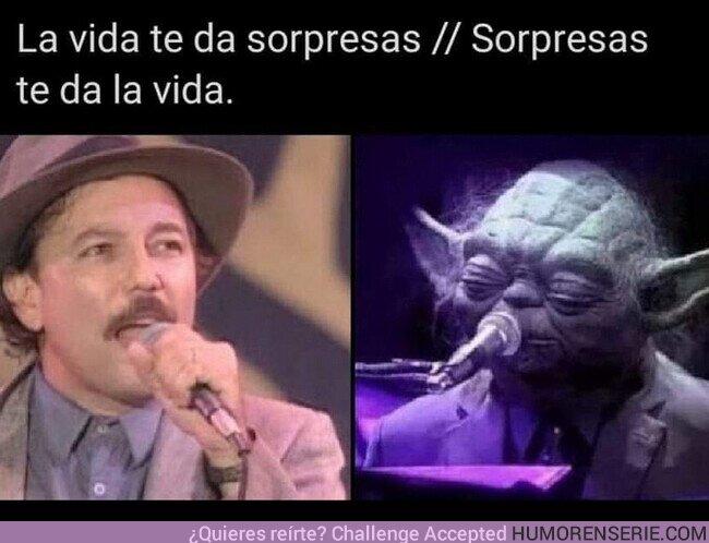 59105 - Yoda fue el compositor de esta canción