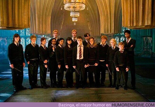 59254 - Hace 25 años, el Ejército de Dumbledore se reunía por primera vez en la sala de los Menesteres