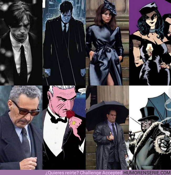 59499 - Me gusta lo que se ha visto de la peli de The Batman