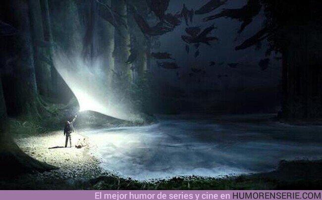 59508 - Los dementores están basados en hombres con capa que salían en las pesadillas de la niñez J.K.Rowling