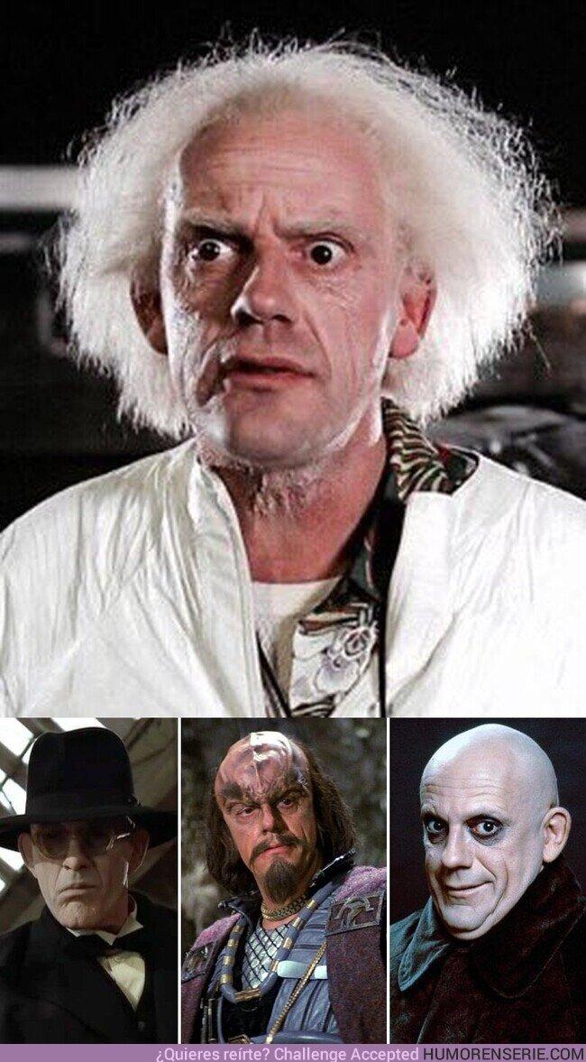 59941 - Hoy cumple 82 años nuestro querido Doc, el gran actor Christopher Lloyd