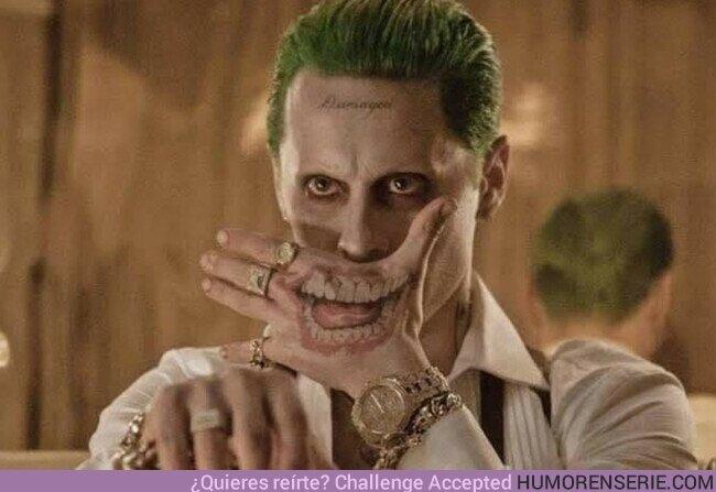 59955 - Se ha confirmado que el #Joker de #JaredLeto volverá para el #SnyderCut de #JusticeLeague.