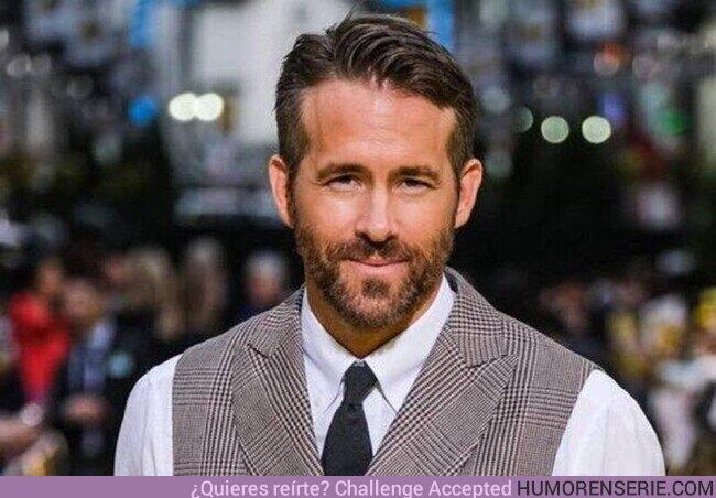 60021 - 23 de Octubre. Hoy cumple 44 años el gran Ryan Reynolds.Felicidades