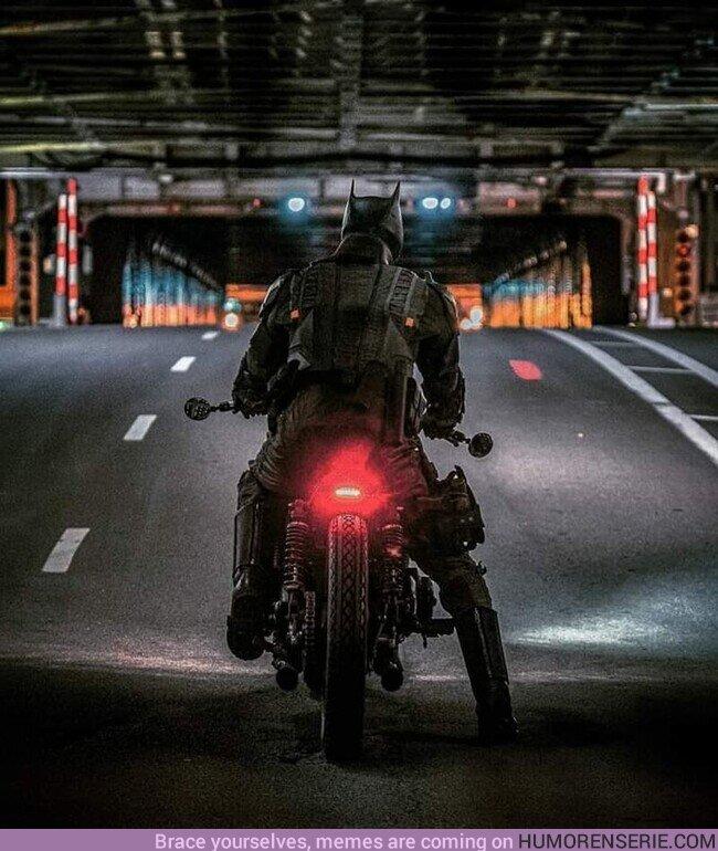 60101 - Imagen del rodaje de #TheBatman