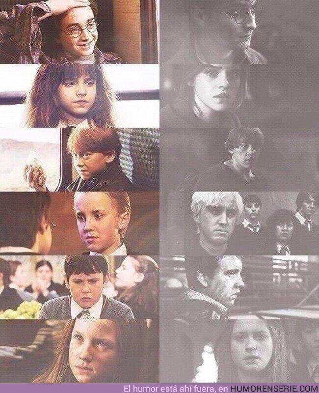 60415 - Harry Potter. El comienzo y el final