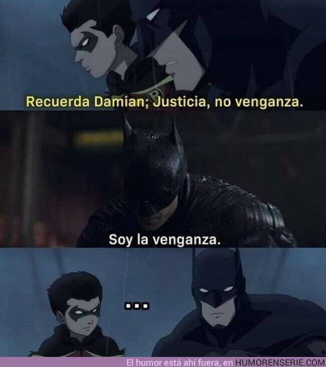 60681 - Ni en Batman se puede confiar