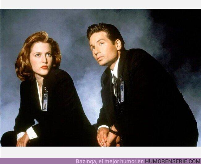 60911 - -Eso es cerveza Mulder?-No, Scully mocho. Por @BruceHarper__14