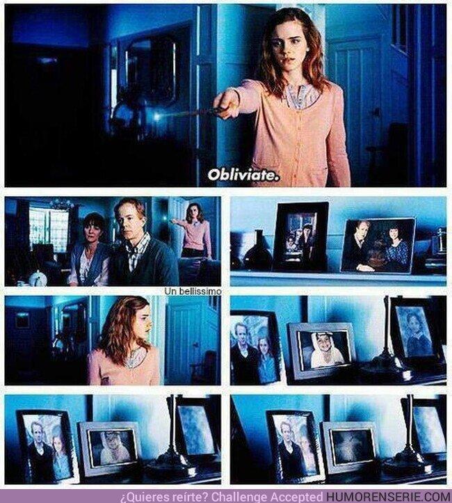61005 - La decisión más difícil de Hermione