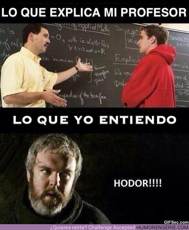 61076 - Hodor