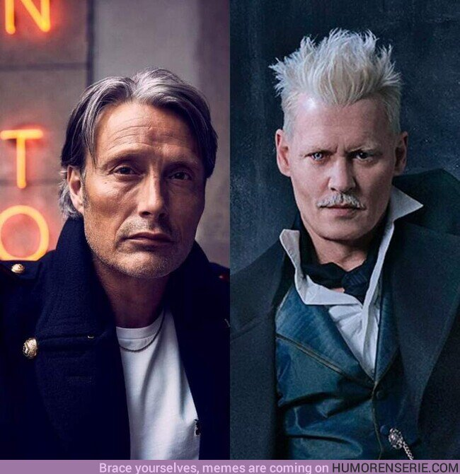 61099 - Según Deadline, Warner estaría en conversaciones con Mads Mikkelsen para sustituir a Johnny Depp como Grindelwald