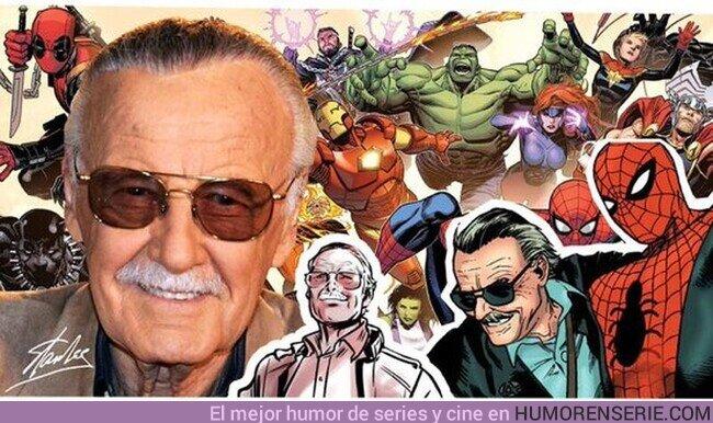 61149 - Hoy se cumplen dos años de la muerte del magnífico Stan Lee.¡Excelsior! , por @MultiversoTM