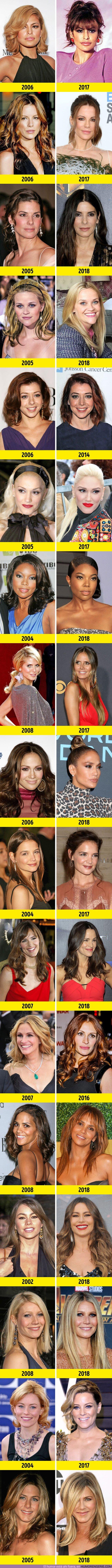 61263 - GALERÍA: 17 Celebridades femeninas que tienen más de 40 años, pero se ven como de 25