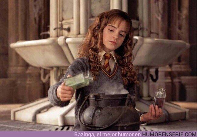 61396 - Comparte esta Hermione Granger de la suerte para aprobar todos tus exámenes