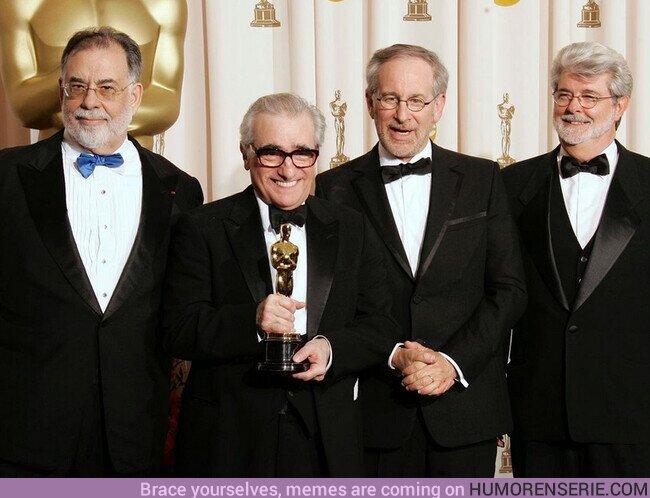 61445 - El Monte Rushmore de los directores de cine