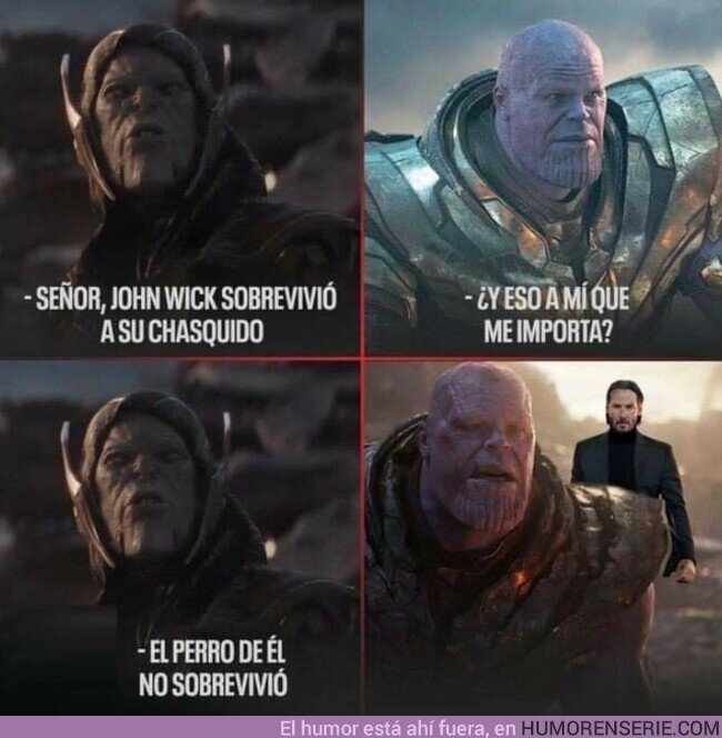 61642 - Thanos está perdido