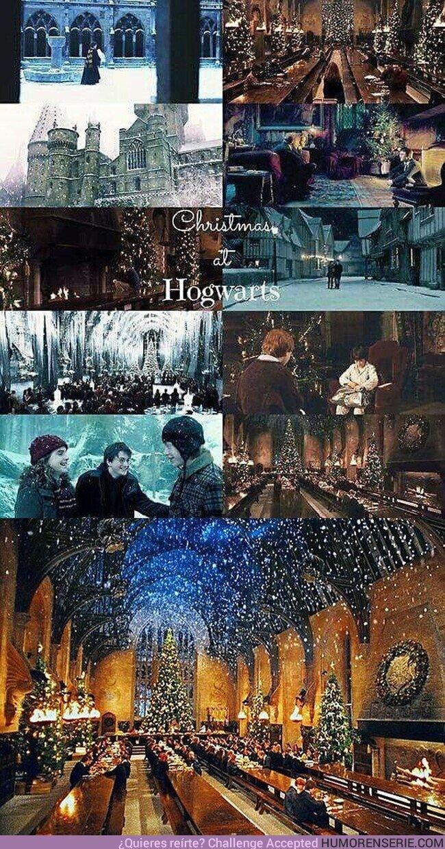 61672 - Una Navidad en Hogwarts, por favor