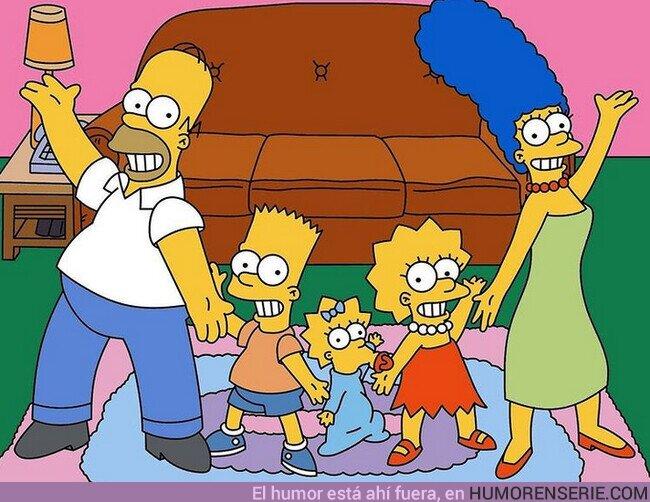 62141 - ¿Sabías que... el propio Matt Groening grabó con su boca el sonido que hace Maggie con su chupete?