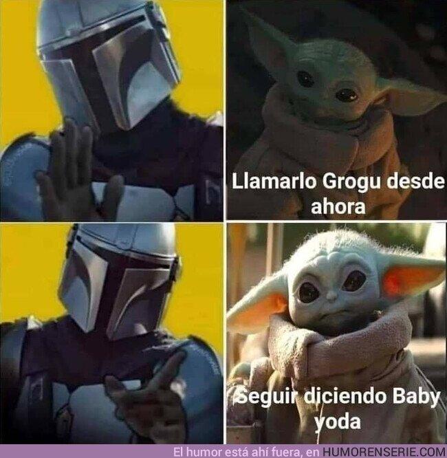 62142 - Siempre será Baby Yoda