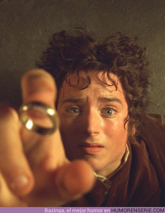 62223 - Vendrá un tiempo en el que los Hobbits forjarán el destino de todos.