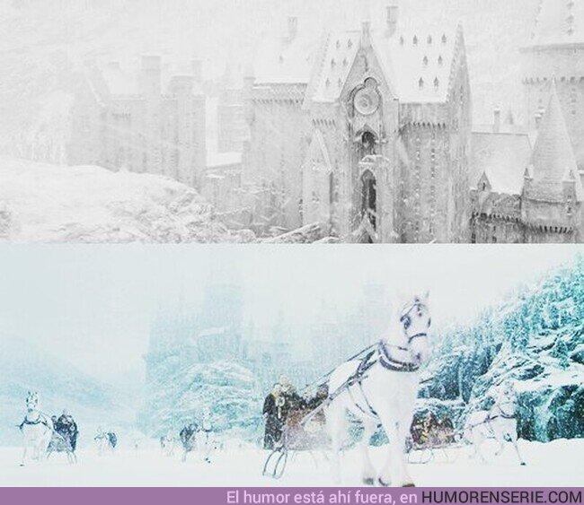 62401 - Una blanca Navidad en Hogwarts