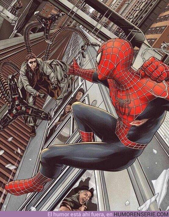 62634 - #AlfredMolina regresará como #DoctorOctopus para #SpiderMan 3, repitiendo su papel en las películas de Sam Raimi