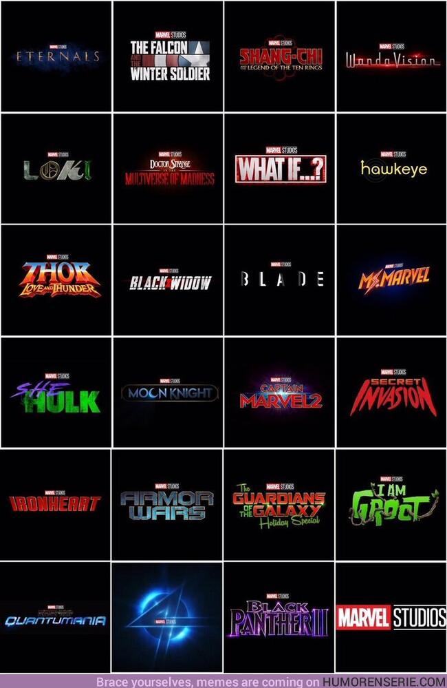 62920 - Lo que nos espera de Marvel Studios