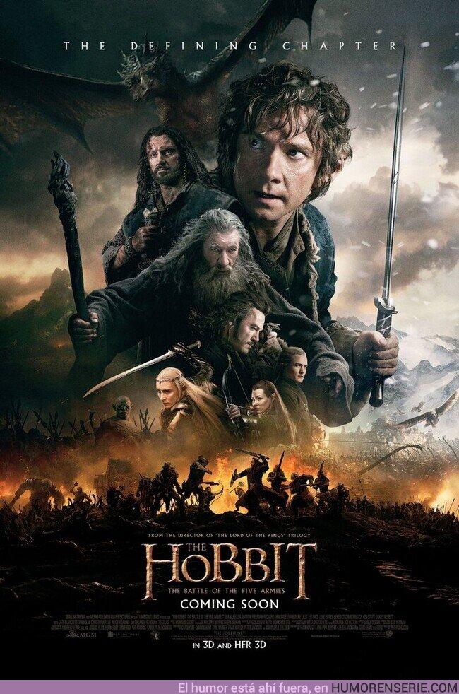 62995 - Hoy se cumple 6 años del estreno en cines de #ElHobbit