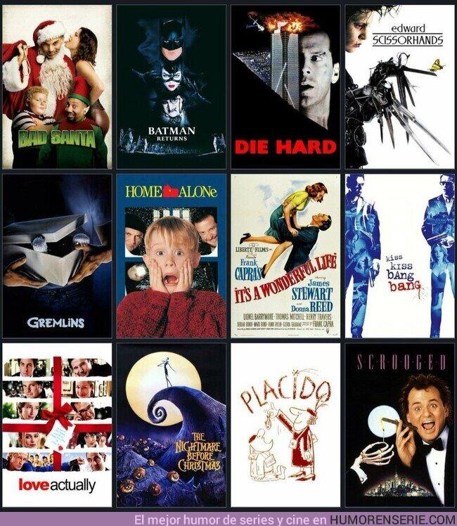 63225 - Mis 12 películas imprescindibles para la época navideña