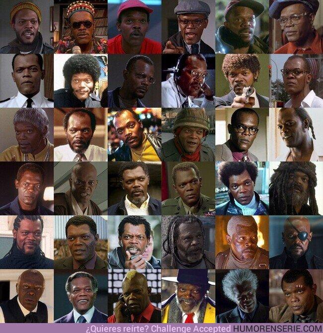 63263 - Samuel L. Jackson a través de los años