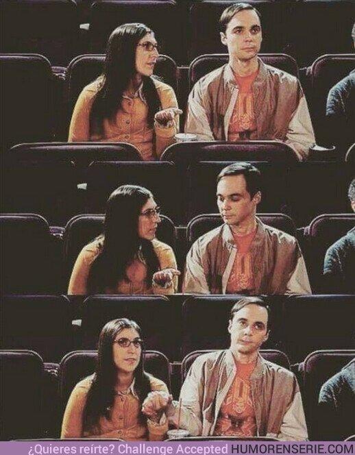63294 - Yo en el amor soy como #Sheldon.