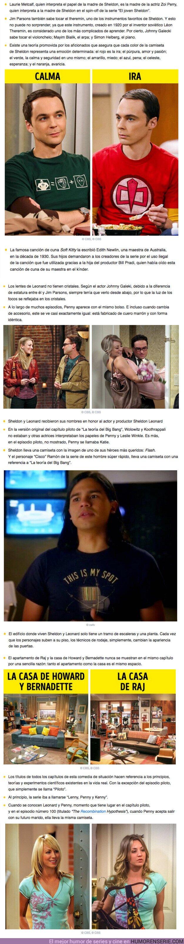 """63325 - GALERÍA: 14 Datos sobre """"The Big Bang Theory"""" que ni los fans más devotos sabían"""