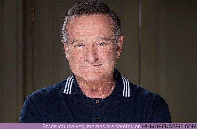 63443 - Robin Williams deseó tanto participar en las películas de Harry Potter, que se ofreció a trabajar gratis