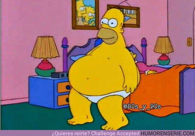 63833 - Los Simpsons lo volvieron a hacer, predijeron mi cuerpo de fin de año..., por @80s_y_90s