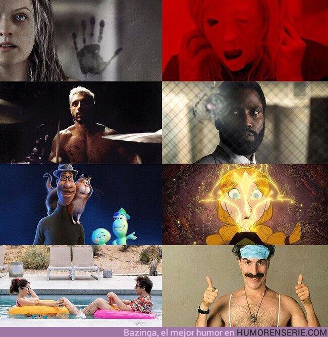 64083 - ¿Cuál fue tu película favorita del 2020?