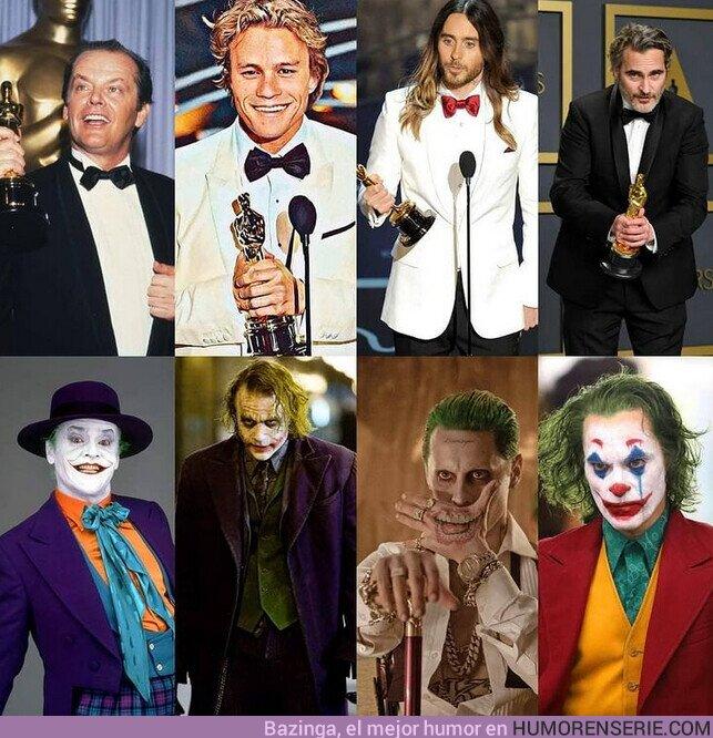 64120 - Grandes intérpretes del Joker
