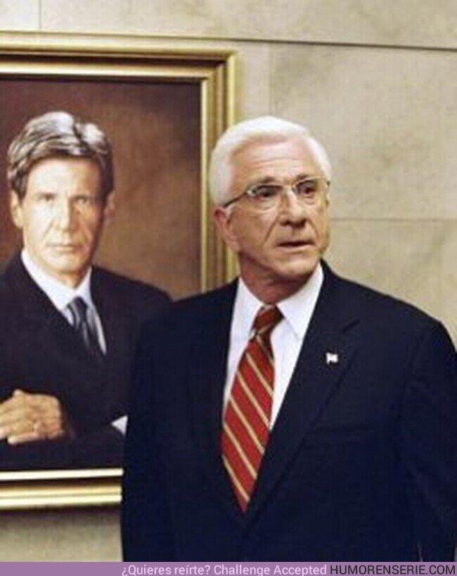 64234 - En una sola foto los dos mejores presidentes que ha tenido USA