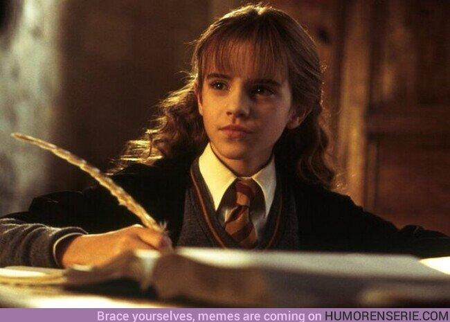 64240 - Comparte esta Hermione Granger de la suerte para aprobar todos tus exámenes en este 2021